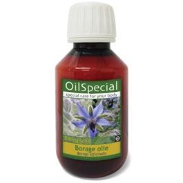 Biologische Borage olie (Organic Borage Oil)