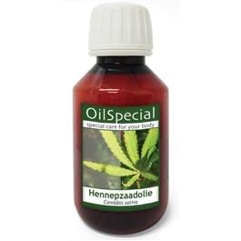 Biologische Hennepzaadolie (Hemp Seed Oil Organic)