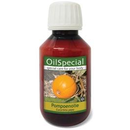 Biologische Pompoenolie (Organic Pumpkin Seed Oil)